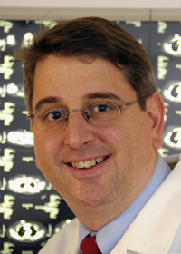 Dr. Harold J. Burstein, a physician in the breast cancer treatment center