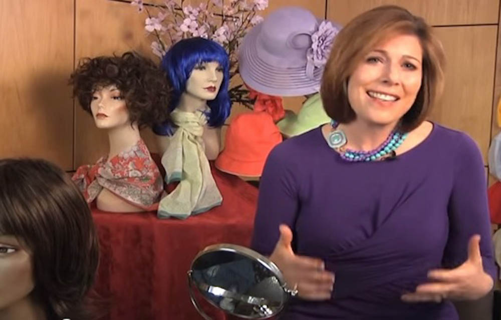 Kelley Tuthill, a breast cancer survivor, shares tips for choosing a wig that works for you.