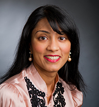 Lakshmi Nayak, MD, with Dana-Farber's Center for Neuro-Oncology