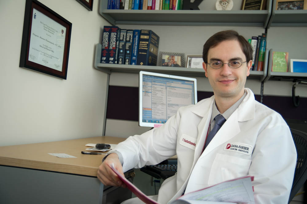 Panos Konstantinopoulos, MD