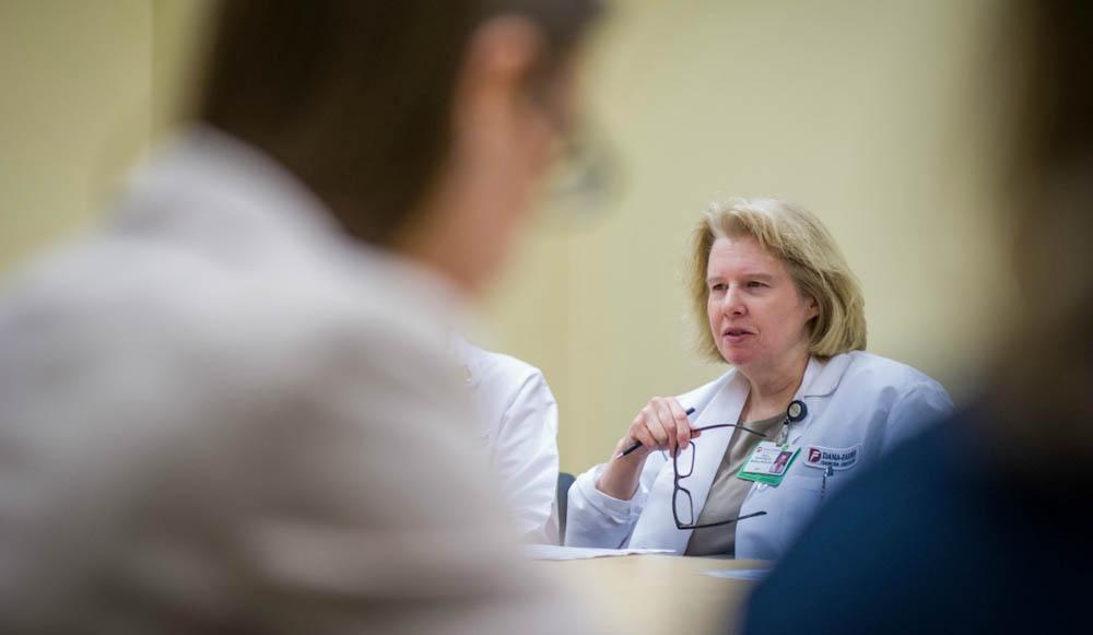 Dr. Ursula Matulonis, ovarian cancer