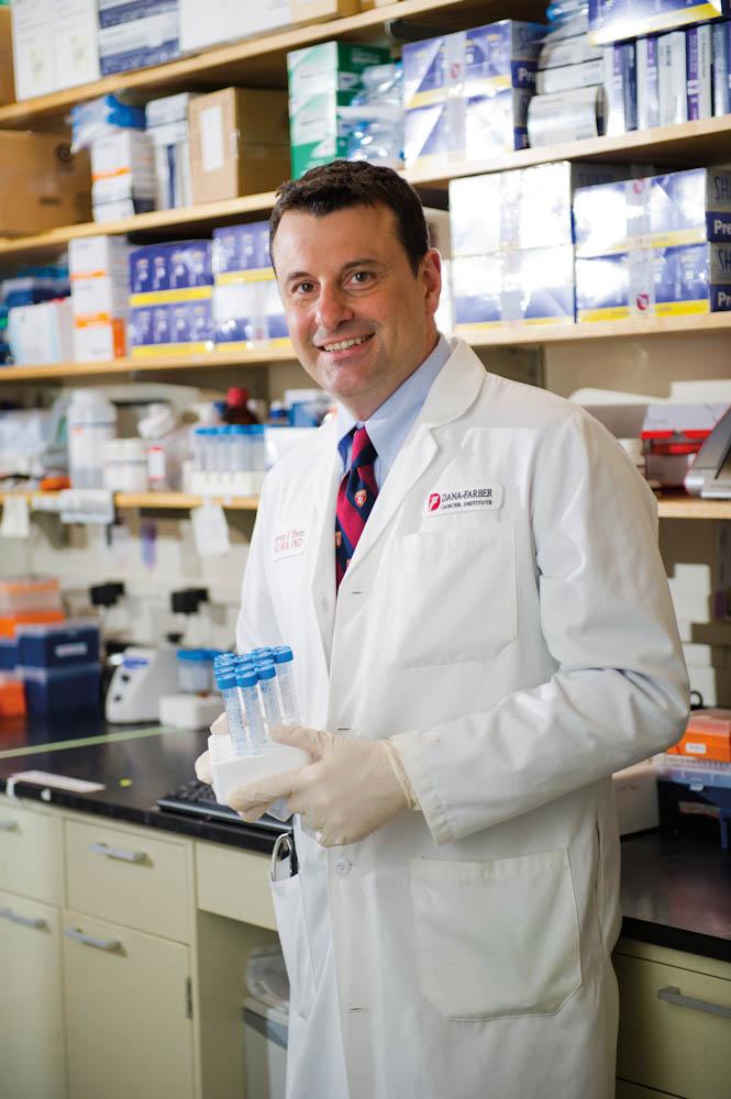 Steven Treon, MD, Waldenstrom's