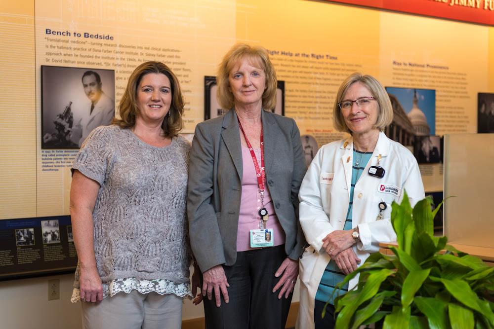 Honoring Dana-Farber nurses