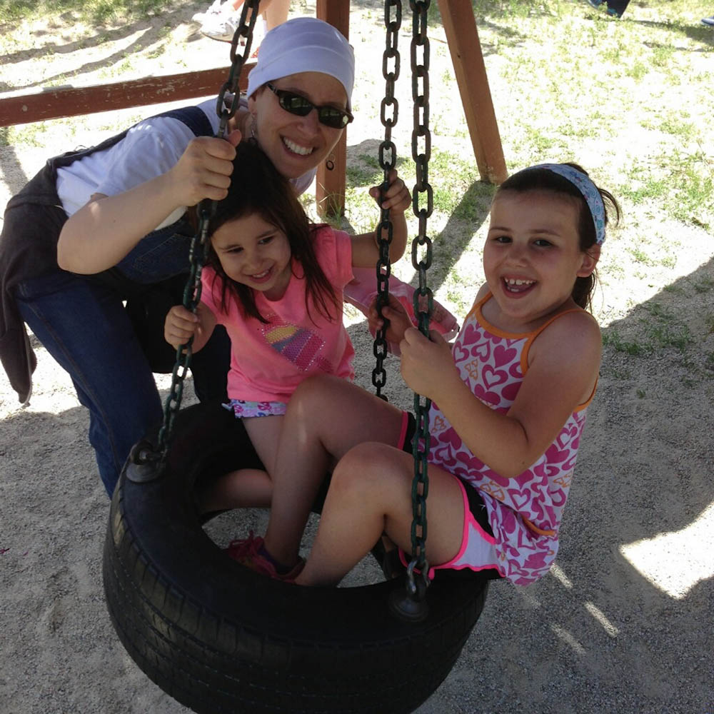 How I told my children I had cancer