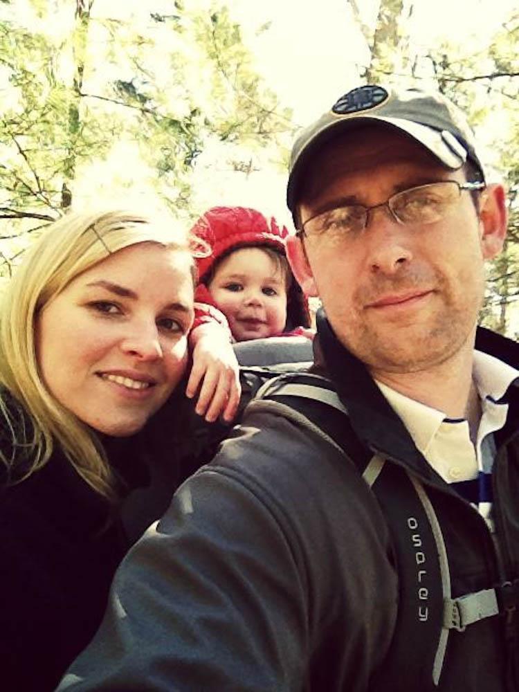 hiking, lymphoma