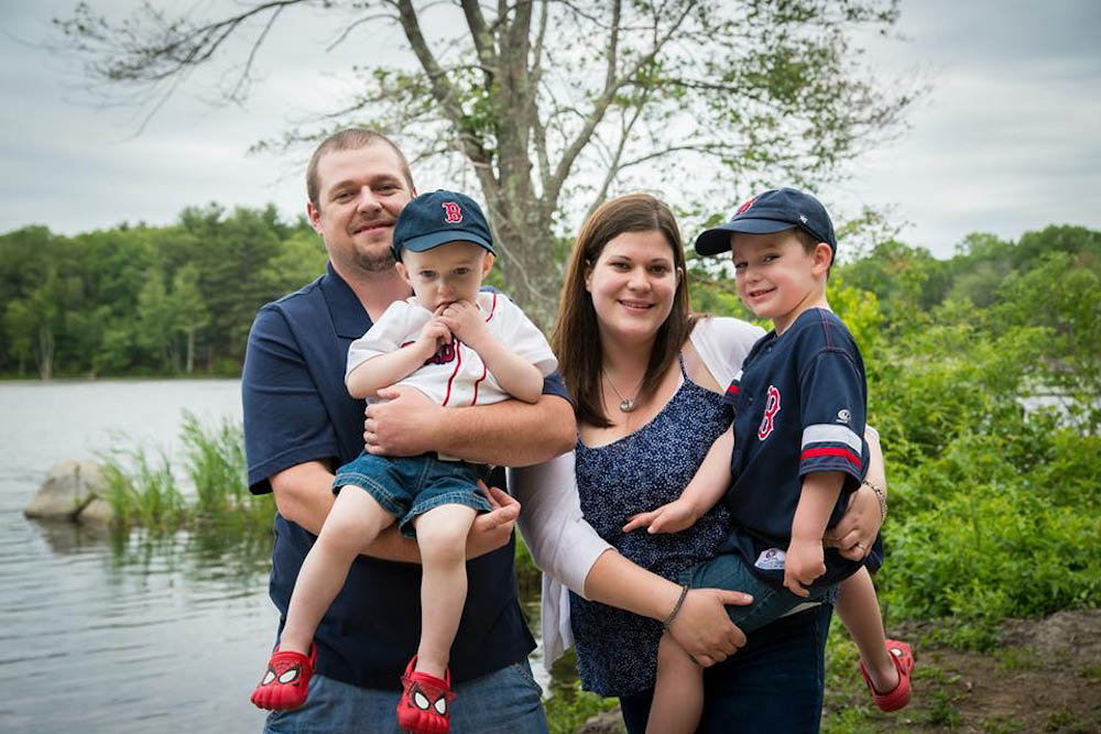 childhood cancer, Jimmy Fund Walk