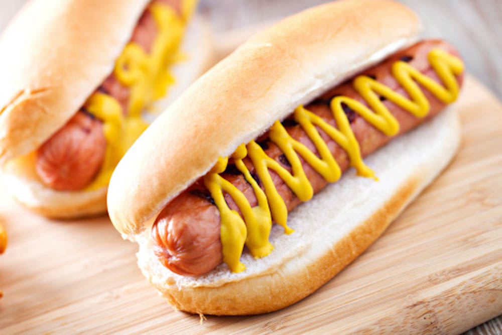 hot dog, processed meat, cancer