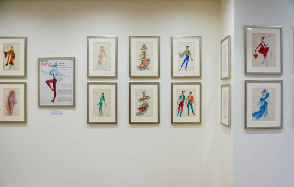 artwork, art galleries, William Chappell