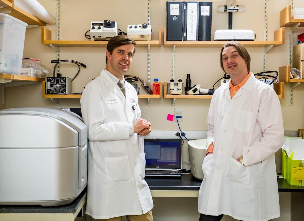 Geoffrey Oxnard, MD, and Cloud Paweletz, PhD