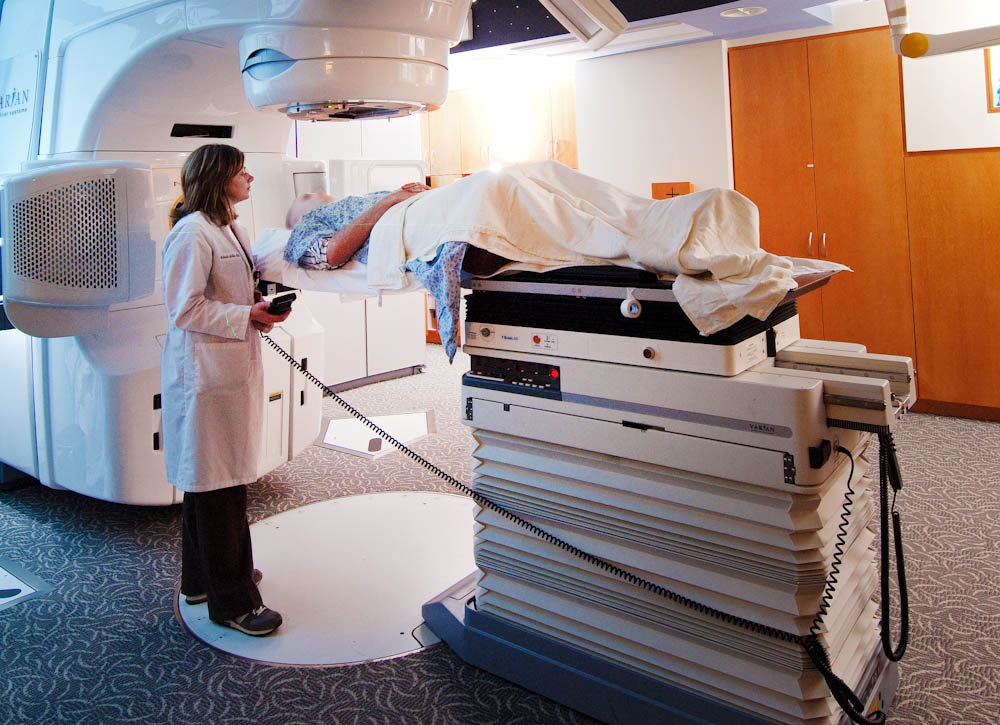 radiation therapy, radiation oncology