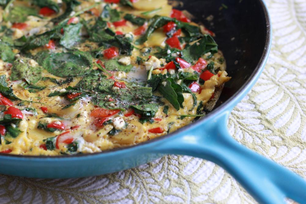 frittata, rosemary, vegetables, eggs, nutrition, recipes