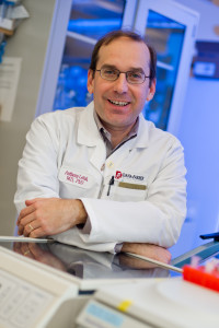 Anthony Letai, MD, PhD, a physician and scientist at Dana-Farber