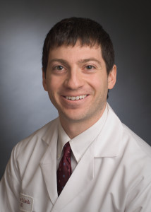 Matthew Davids, MD MMSc, a Dana-Farber physician-scientist