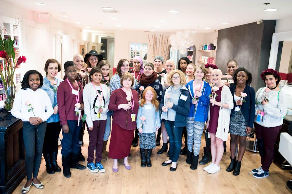 girls weekend, jimmy fund clinic