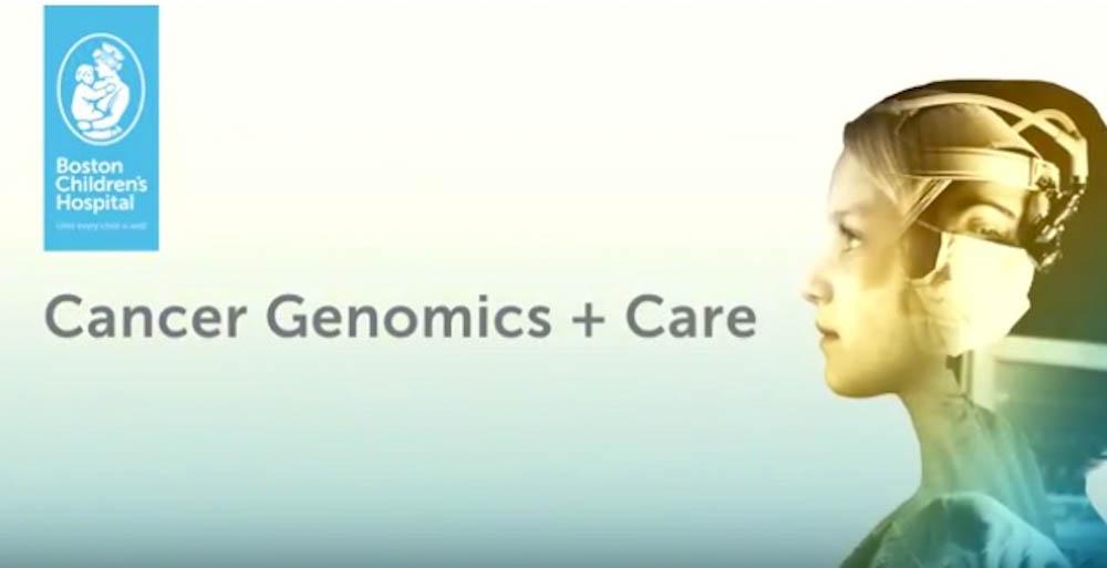 Childhood cancer genomics