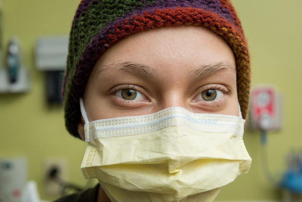 Dana Mendes, stem cell transplant