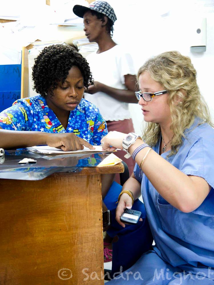 Global health, nursing, Haiti