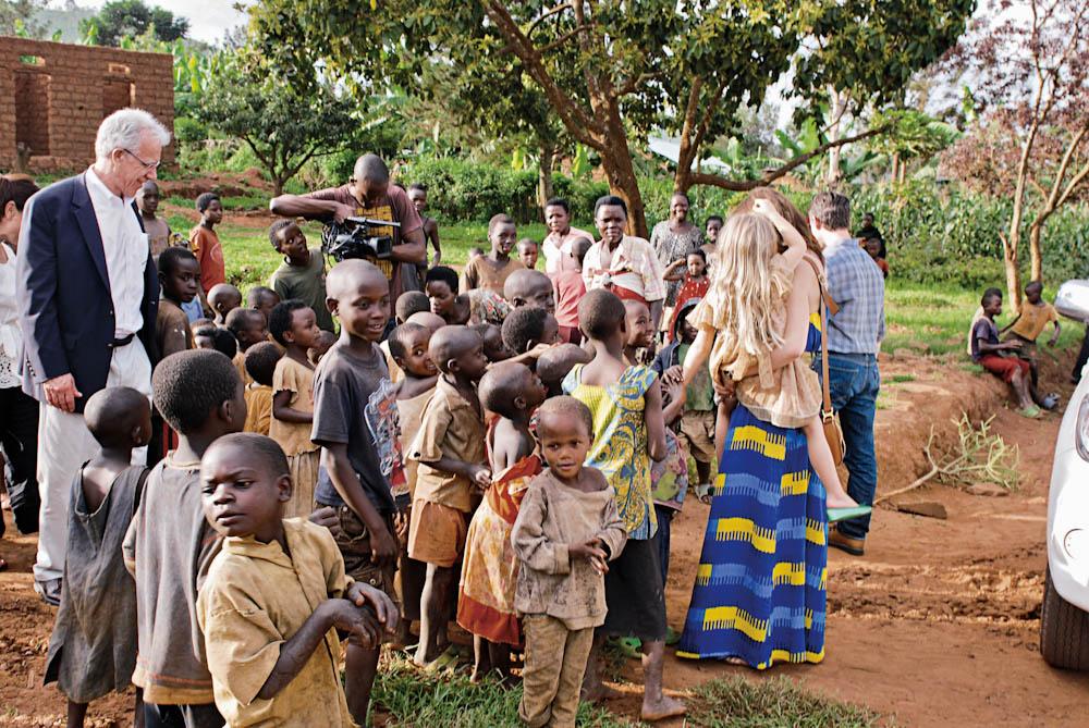 Rwanda, global health