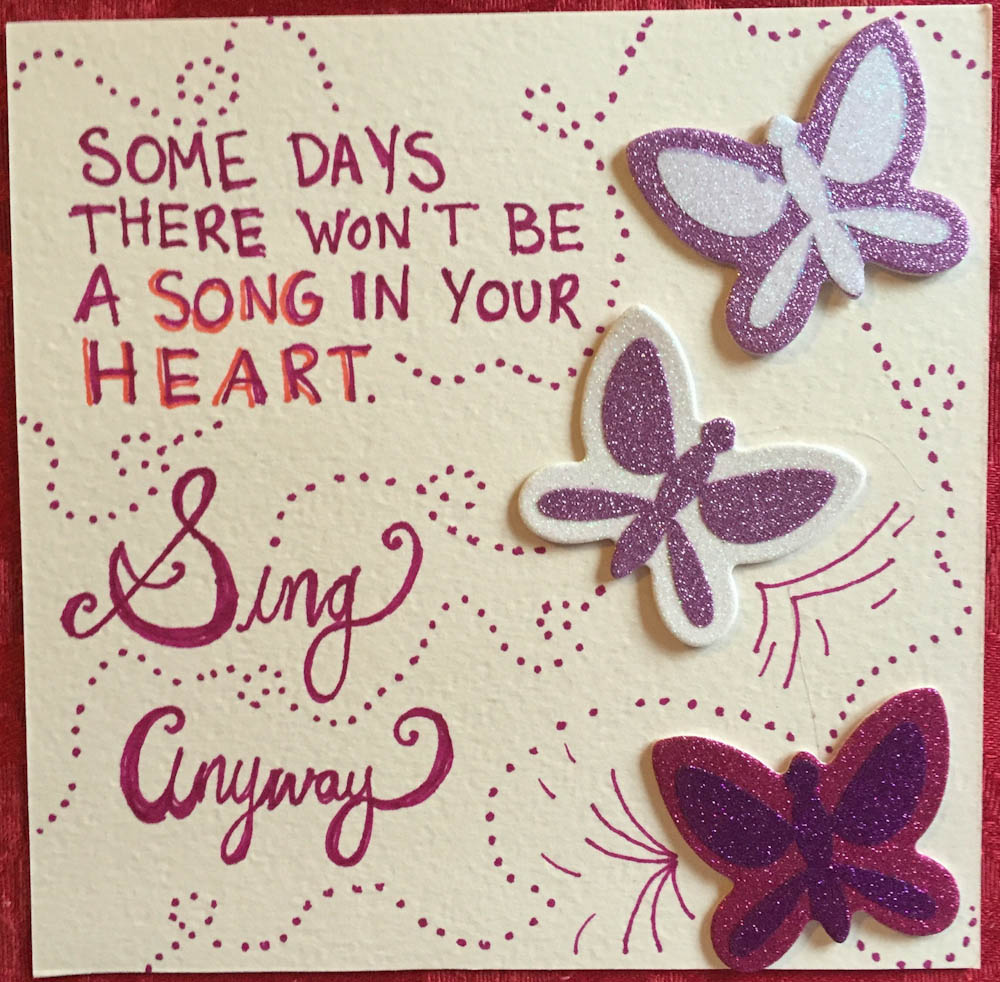 Patients Smile Cards Bring Inspiration To Others Dana Farber