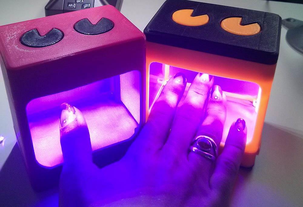 nail UV lamp