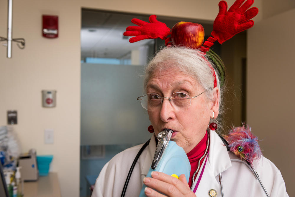 Clowning Around with Joan Frutkoff