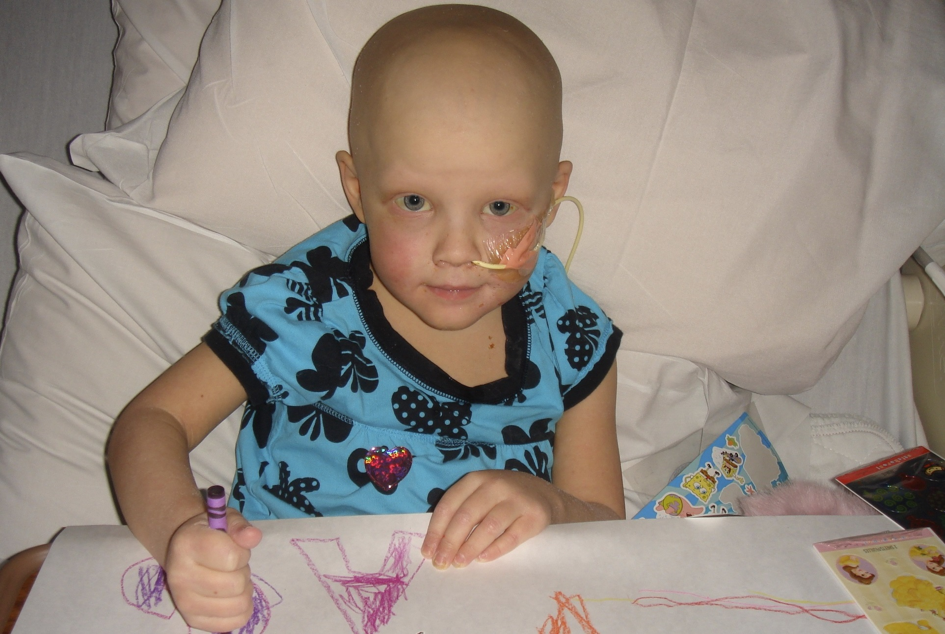 Emily Coughlin, pediatric, neuroblastoma
