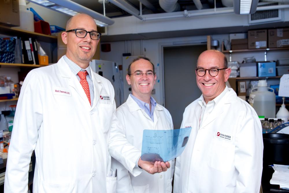 Mark Pomerantz, prostate cancer, research, Matthew Freedman, Myles Brown