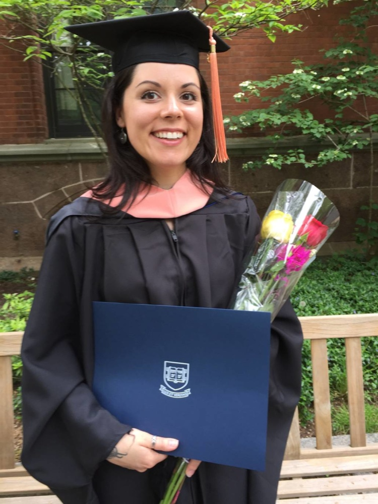 Tara Baysol, YAP, brain tumor, palliative care