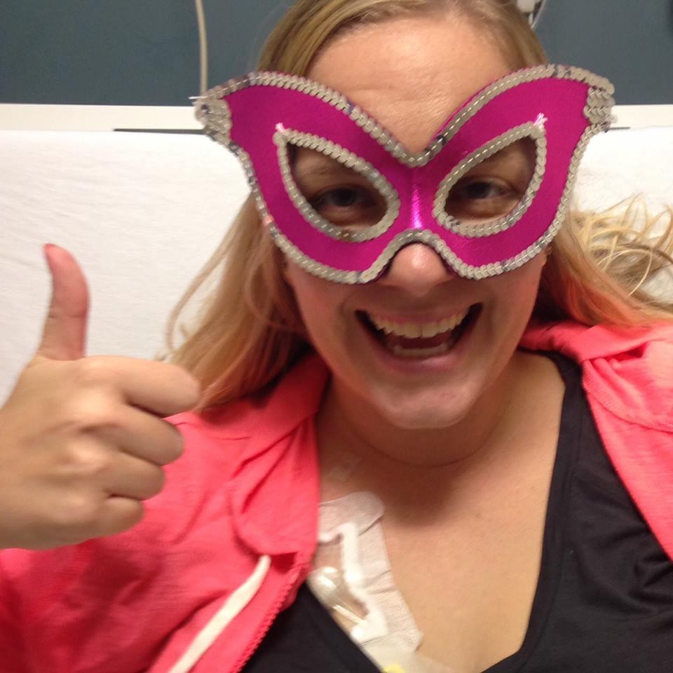 Kara Stoughton, colon cancer, YAP