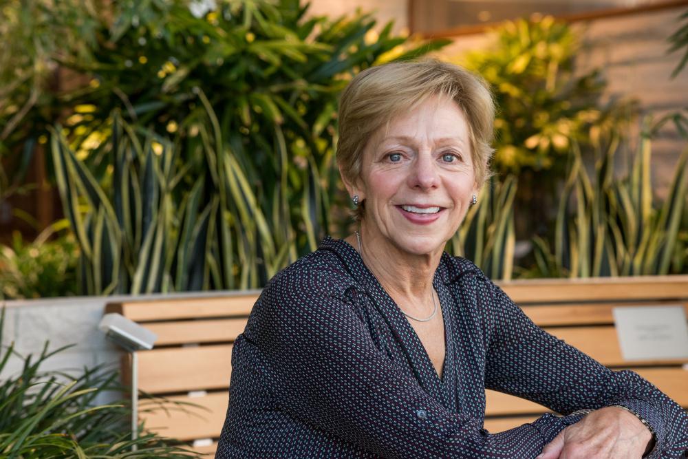 Betsy Feldmann, ovarian cancer