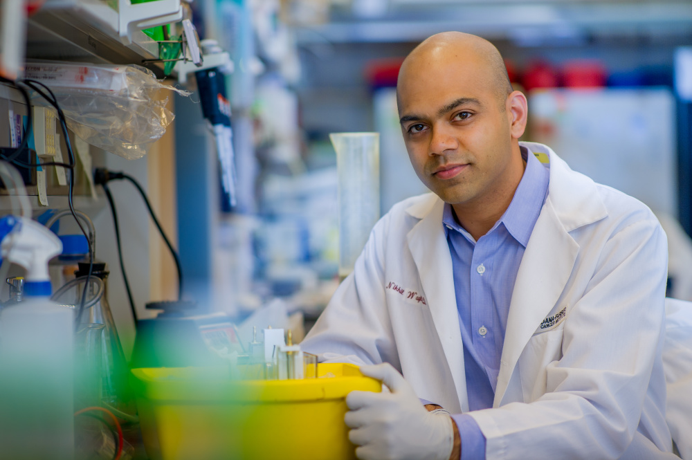 Nikhil Wagle, genetics, genomics, personalized medicine, research