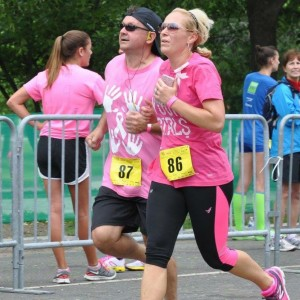 Photos provided by Sandy Cassanelli Sandy Cassanelli uses exercise to cope with breast cancer.