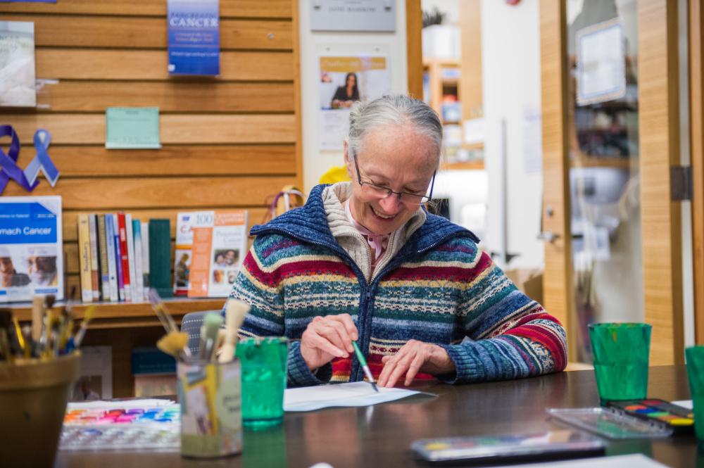 creative arts, integrative therapies