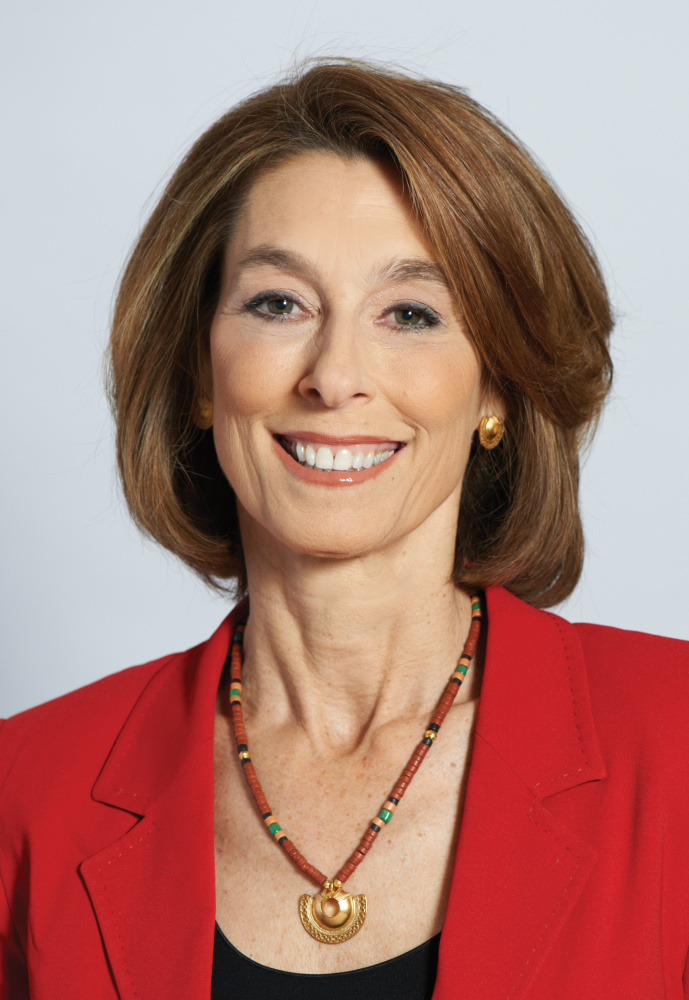 Dana-Farber President and CEO Laurie Glimcher