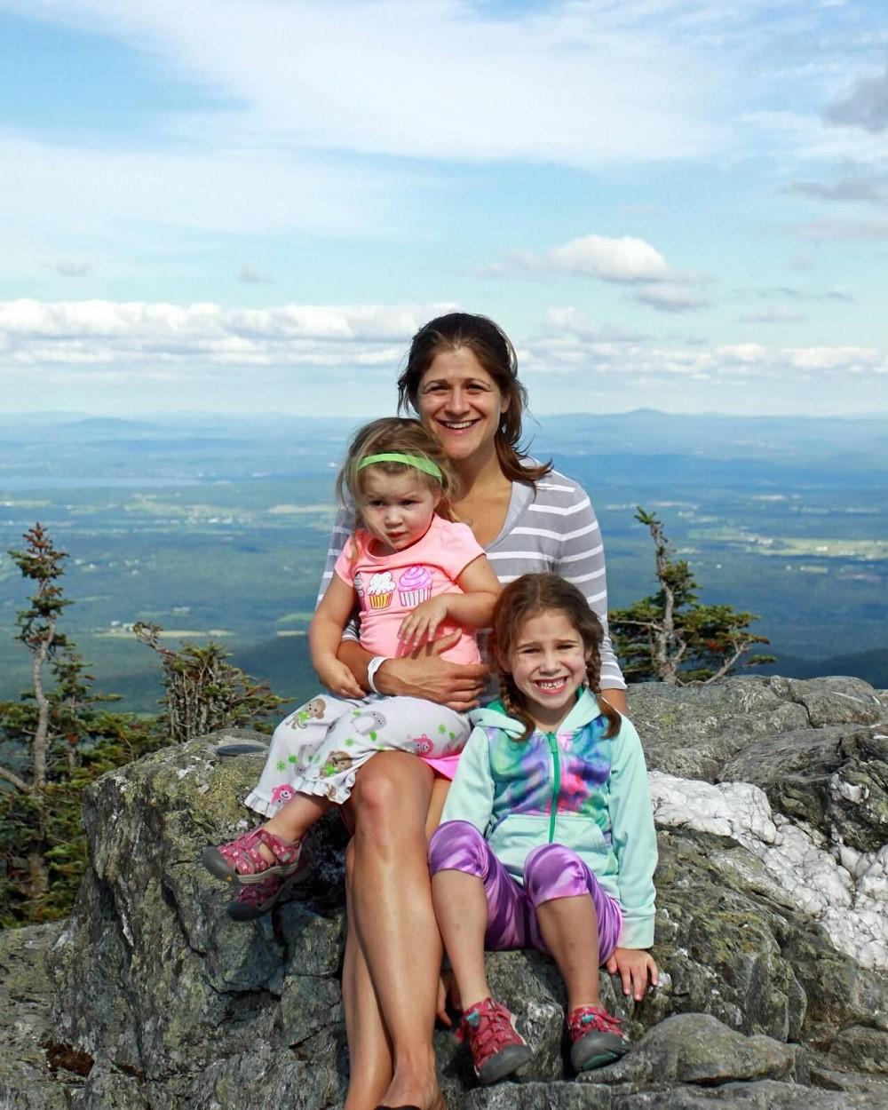 Katherine Saunders, genetic testing, breast cancer, BRCA