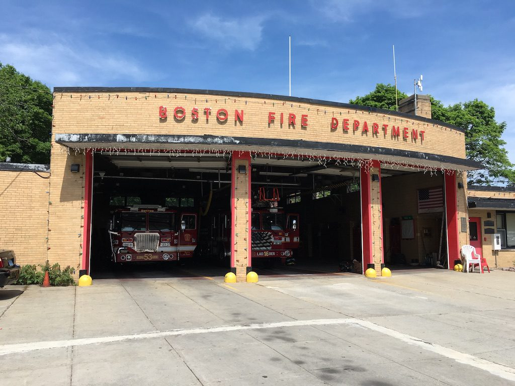 Boston Fire Department, firefighter, cancer risk