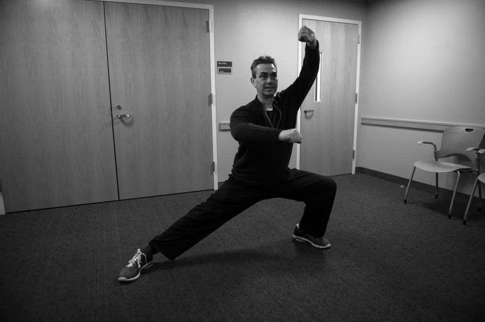 Ramel Rones, the Zakim Center instructor who introduced Sirlin to tai chi, qigong, and the mind-body connection, co-founded Cancer Wellness TV.