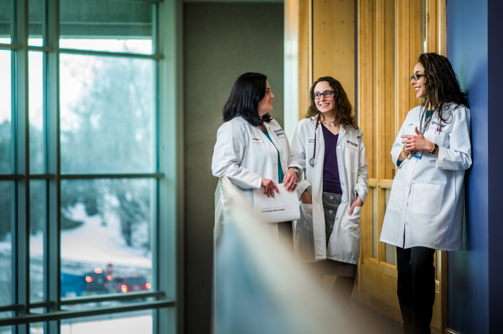 Laura Dominici, Faina Nakhlis, MD, Samantha Morrison-Ma, ANP-C, WHNP-BC.