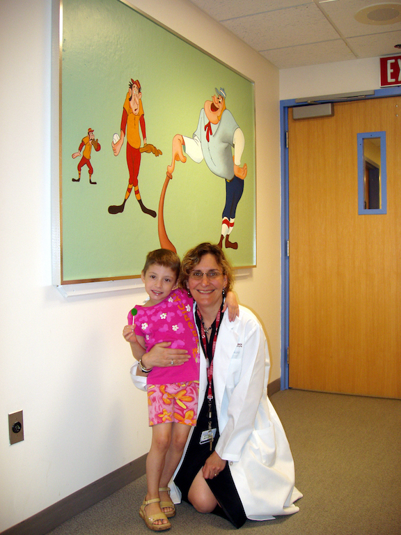 Lisa DIller, pediatric, neuroblastoma, survivorship