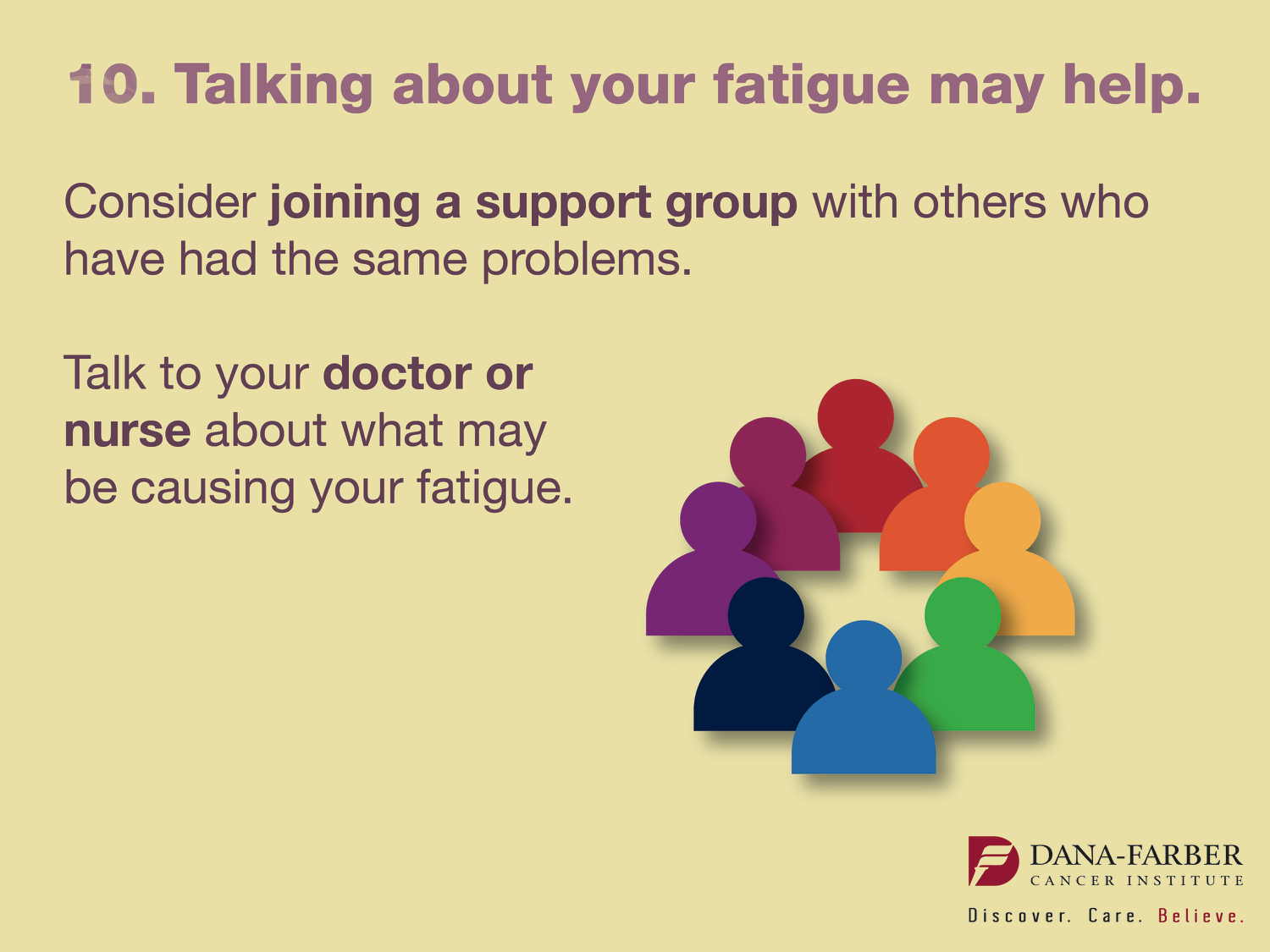 Learn more from Dana-Farber's Health Library