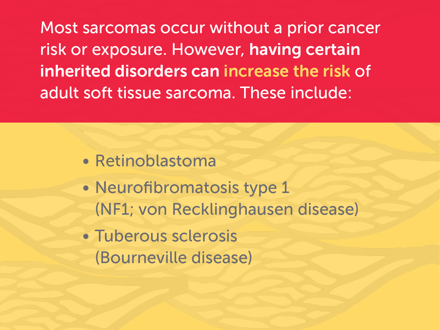 Learn more from Dana-Farber's Center for Sarcoma and Bone Oncology