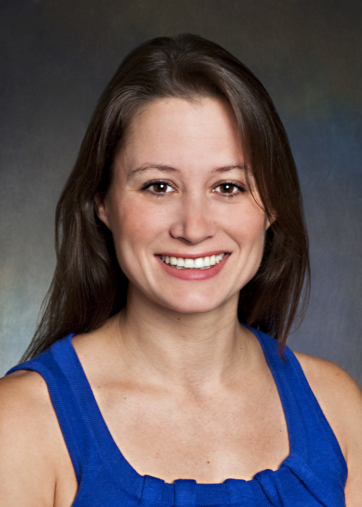 Portrait of Nicole LeBoeuf
