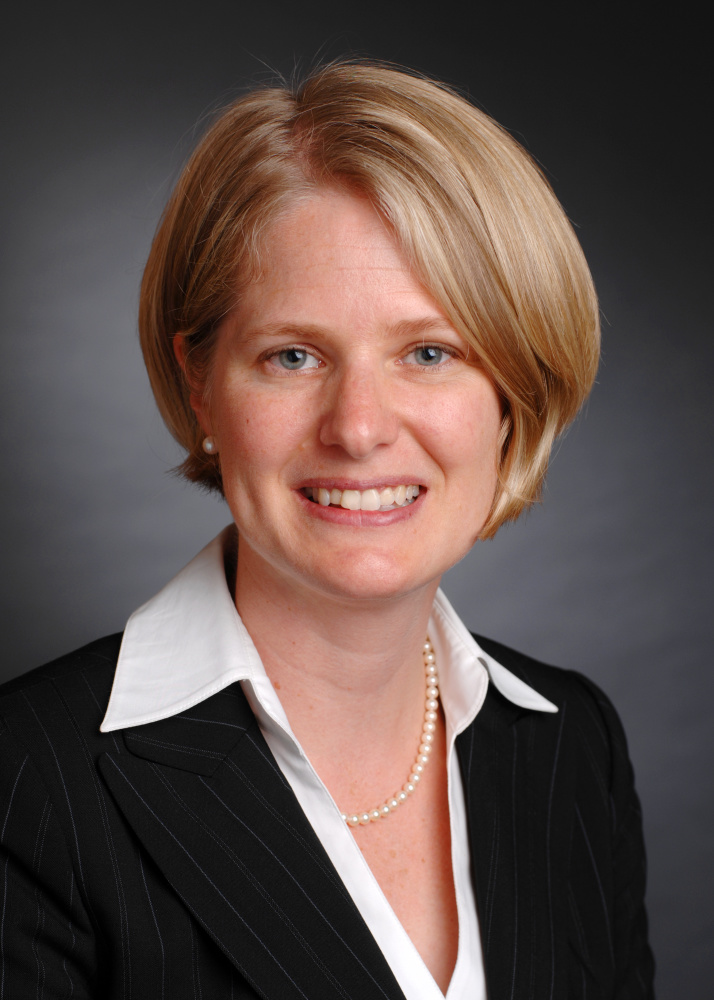 Alexi Wright, MD, Cushman's oncologist and principal investigator for the HOPE Trial.
