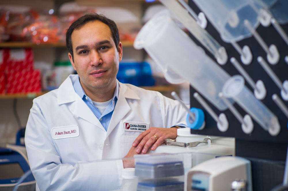 Investigators led by Dana-Farber's Adam Bass, MD, led to the identification of four subtypes of stomach cancers.