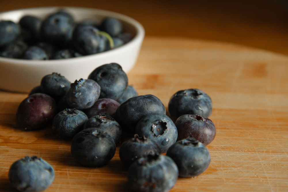 """Superfoods,"" such as berries, are advertised as foods with extreme health benefits."