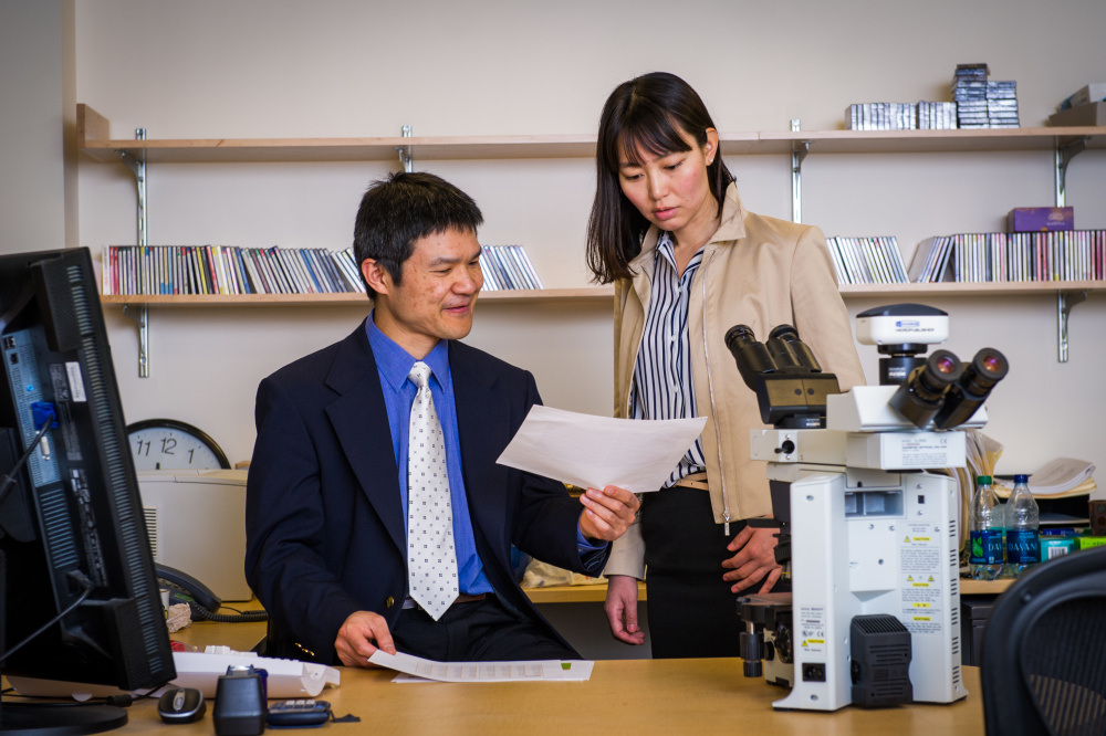 Researchers like Dana-Farber's Shuji Ogino, MD, PhD, have examined cancer clusters around the world that are linked by dietary habits.