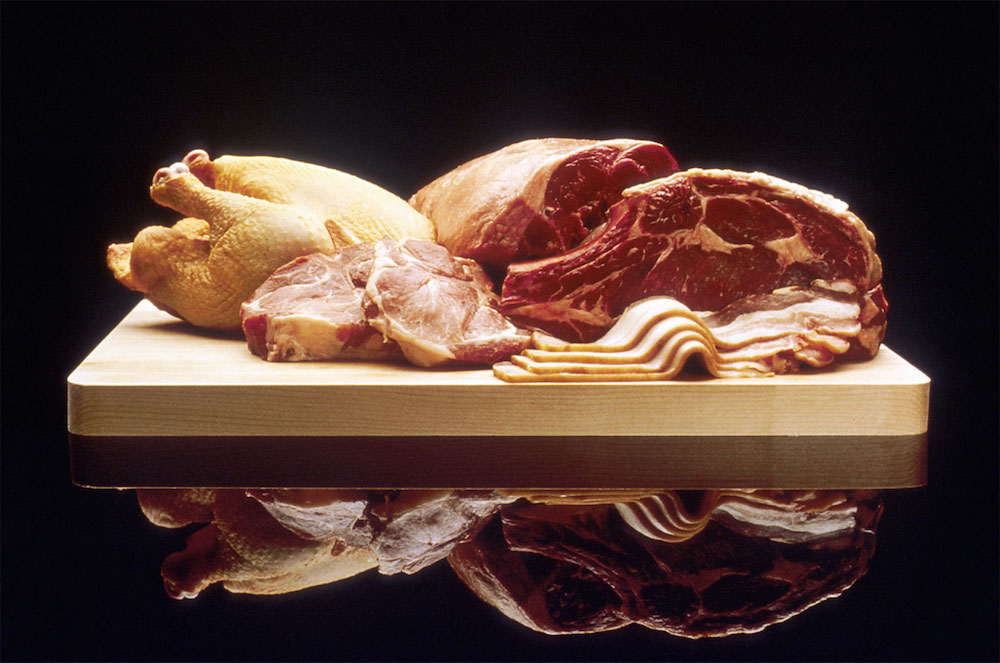 Red meat and poultry. Photo: National Cancer Institute.