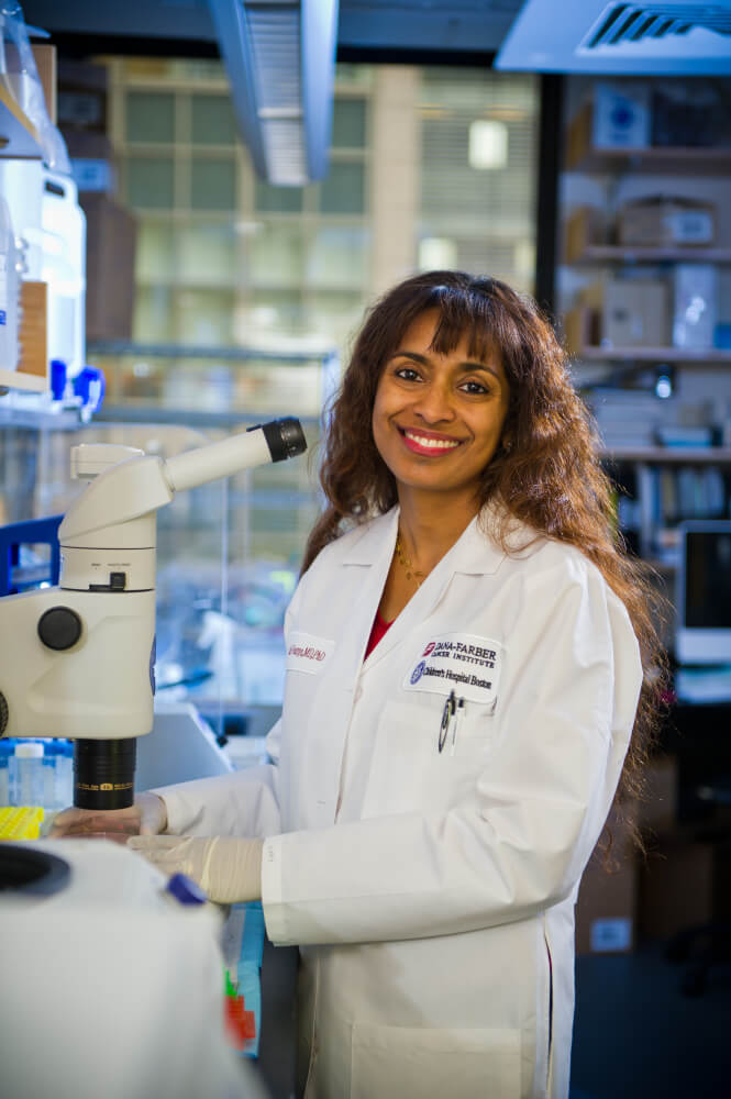 Rani George, MD, PhD.