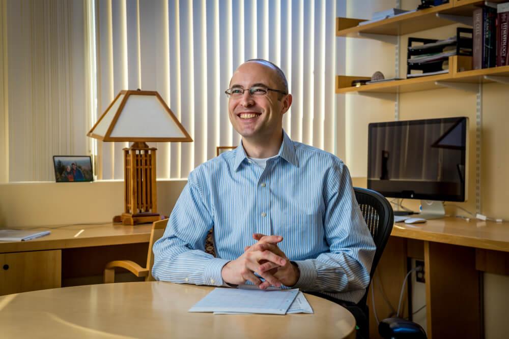 R. Coleman Lindsley, MD, PhD.