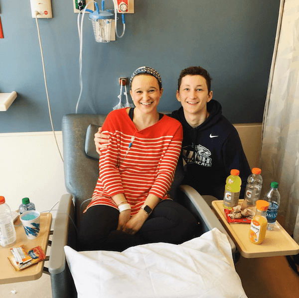 Hodgkin Lymphoma Patient Aims to Lessen Cancer Stigma | Dana
